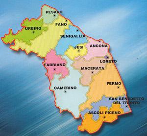 Regiunea Marche
